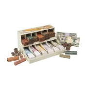 Currency and Coin Racks