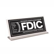 FDIC Signs
