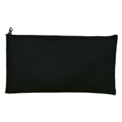 Zippered Bank Bag