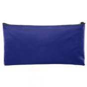 Laminated Nylon Zipper Wallet Bank Bags