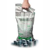 Tamper Evident Plastic Deposit Bags
