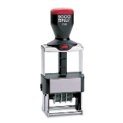 Heavy Duty Self-Inking Dater/Teller Stamps