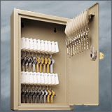 Key Cabinets - Uni-Tag Single Tag Key Cabinet