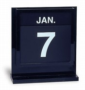 1 Sided Perpetual Calendars