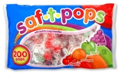 Saf-T-Pops Lollipops