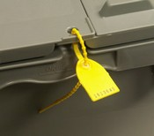 Tug Tight Plastic Security Seals