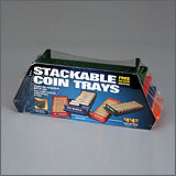 Rolled Coin Storage Tray Pack