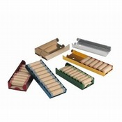 Aluminum Rolled Coin Storage Trays