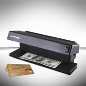 Accubanker D-62 Professional UV Money Detector