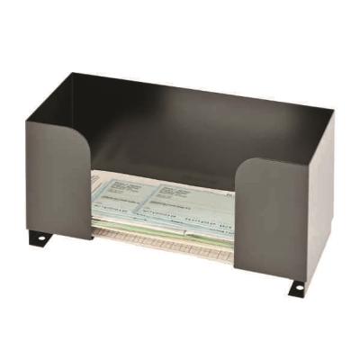 Steel Deposit Ticket Holder
