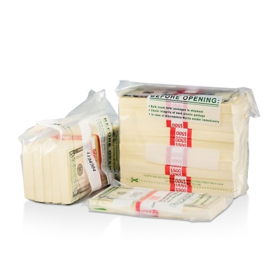 Tamper Evident Currency Deposit Bags