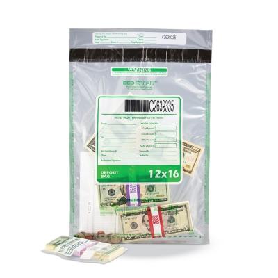 ECO STAT Deposit Bag - Clear