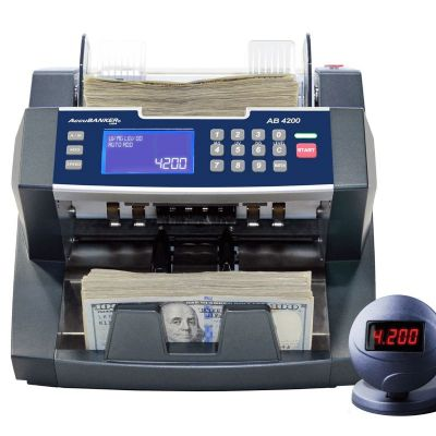 AB4200 Currency Counter