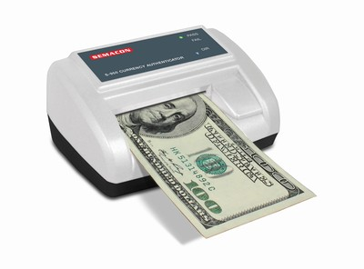 Semacon S-950 Counterfeit Detector