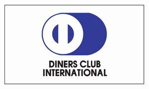 Individual Logo Placard (Diners Club)