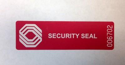 Bok Knr Tamper Evident Security Labels