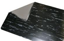 """Marbleized Tile Top Mat - 18""""x48"""""""