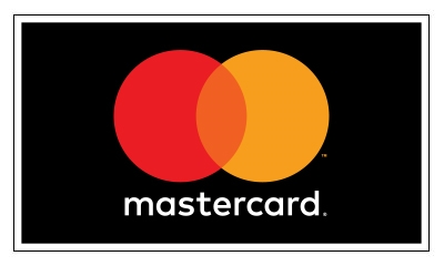 Individual Logo Placard (Master Card)