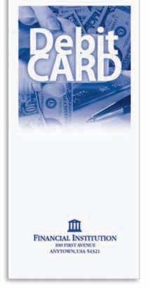 "Drive-Up Teller Envelope (Advantage Design) - 3-3/4""x7"""
