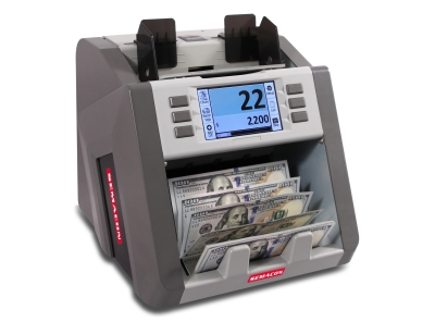 Semacon S-2200 Bank Grade One Pocket Currency Discriminator