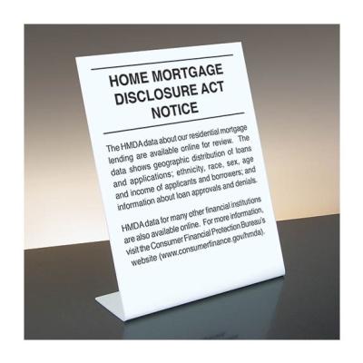 Home Mortgage Disclosure