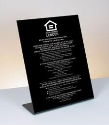 Equal Housing Lender, Federal Reserve