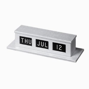 Self-Storing Counter Calendar - Double Face