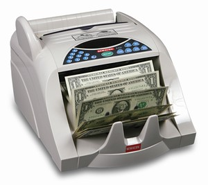 S-1115 Semacon Currency Counter with UV Counterfeit Detection