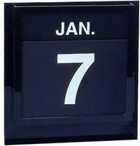 Wall Mount Perpetual Calendar