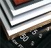 Aluminum Rate Display Frame - 22